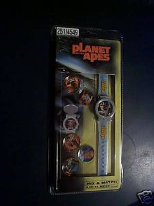 Planet Of The Apes Collectors Watch £14.99 R.R.P.